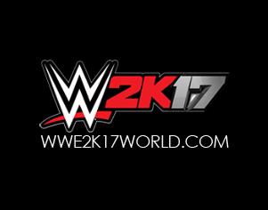 WWE 2K17 žaidimas