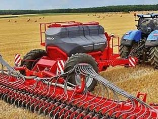 Žemės ūkio technika, serviso paslaugos, atsarginės dalys